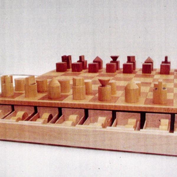 Omnium Chess Set