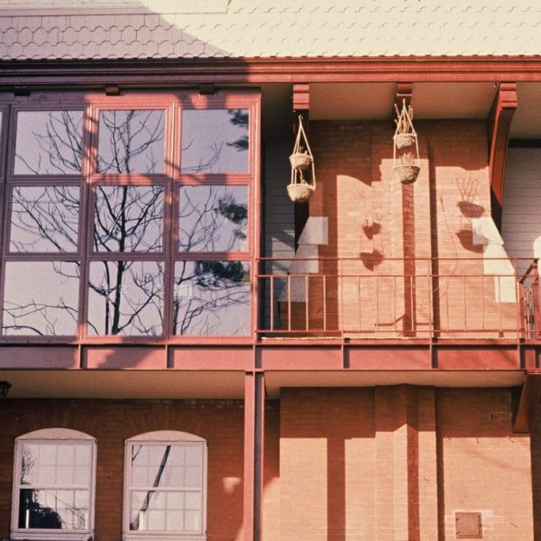 View of kitchen solarium and porch