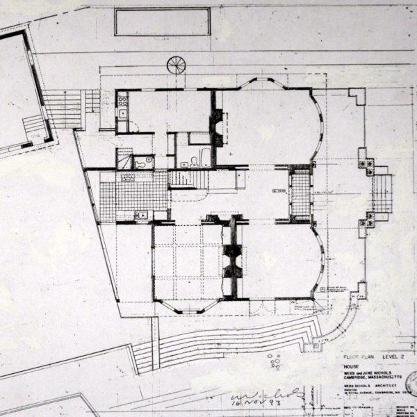 Ground floor Level 1 Plan
