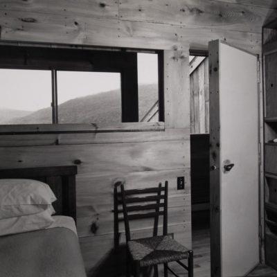 View from bedroom across the corridor